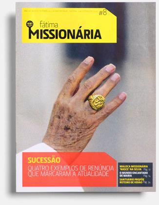 Revista Fátima Missionária