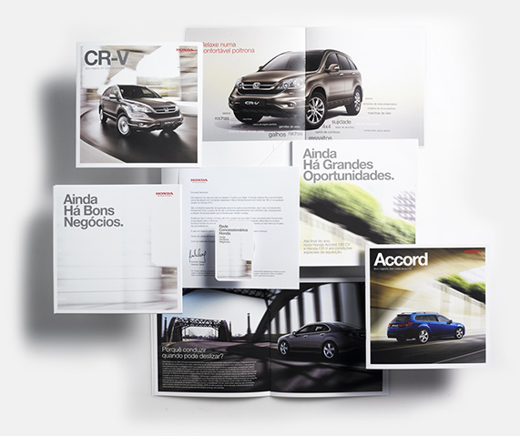 Honda Automóvel Accord + CRV