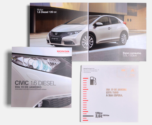 Civic 1.6 Diesel