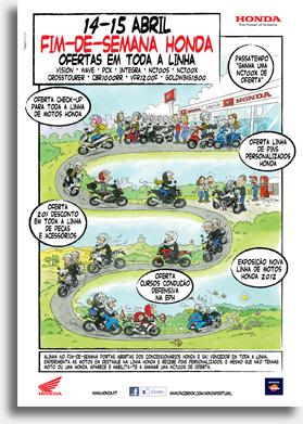 Fim-de-Semana Honda / 14-15 Abril