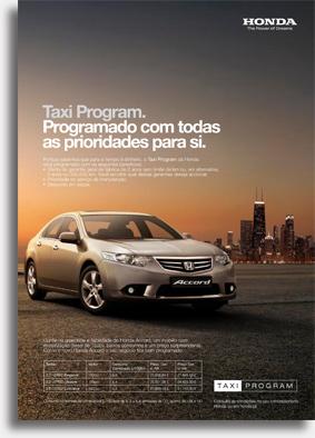 Honda Taxi Program