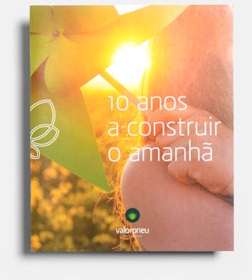 Brochura 10 anos